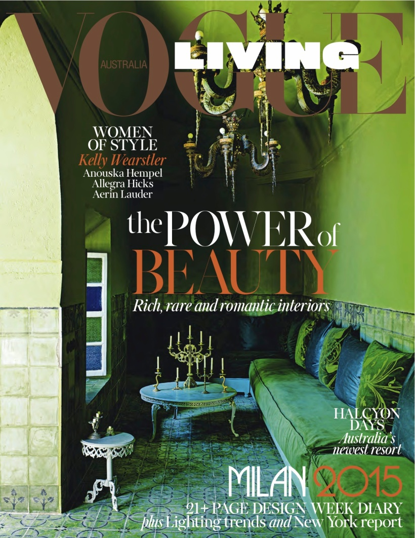 Vogue Cover Neale