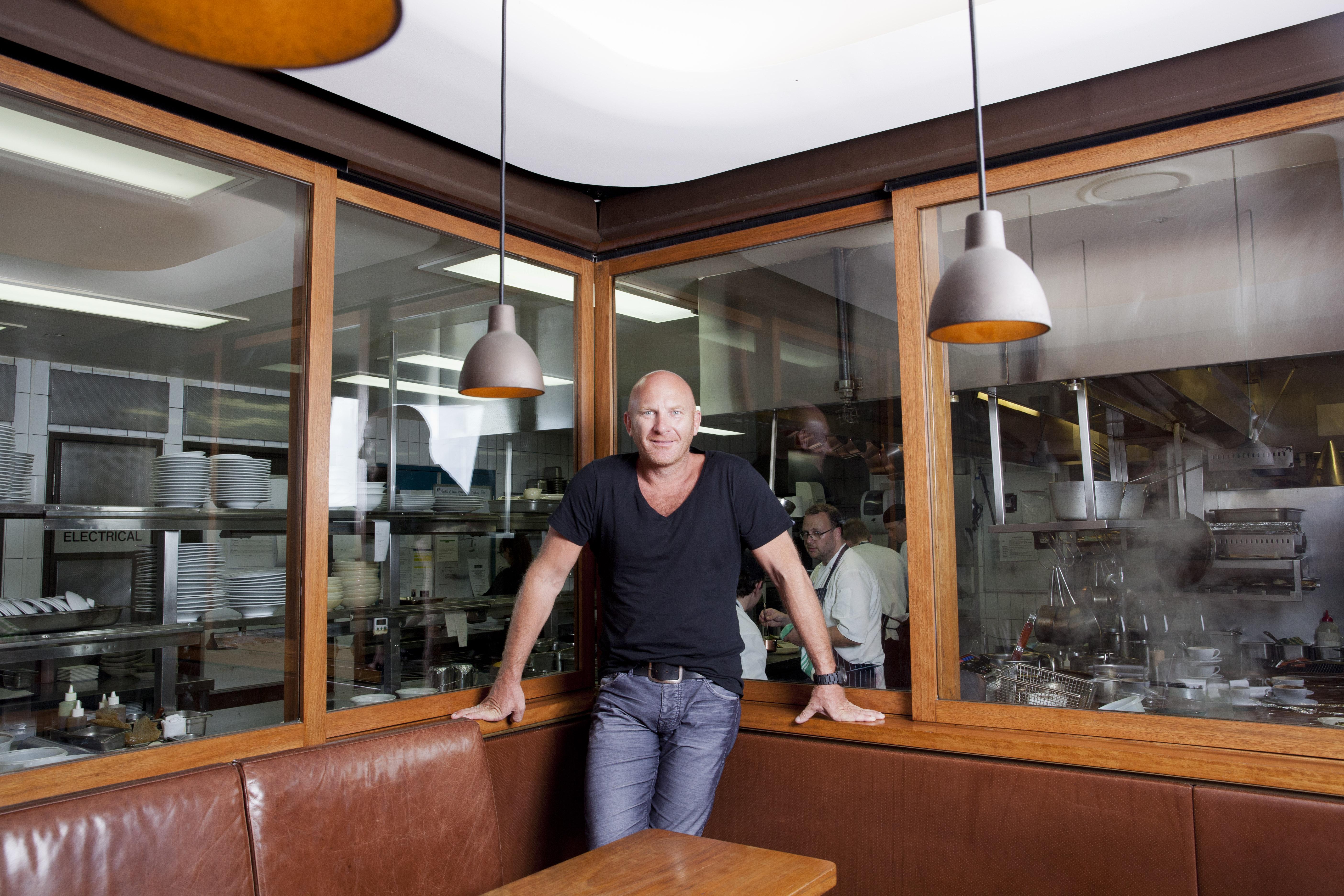 Australian tv celebrity chefs new york