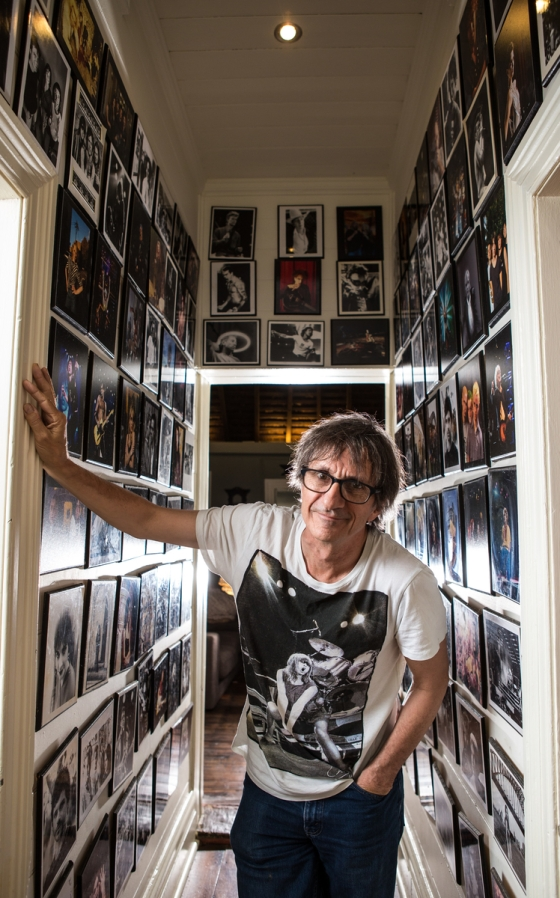 Rock Photographer Tony Mott for The National Treasures Series : Zoë Porter