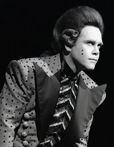 Elton John by Tony Mott