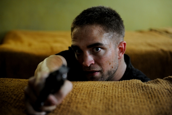 The Rover. Robert Pattinson. Photography Tony Mott