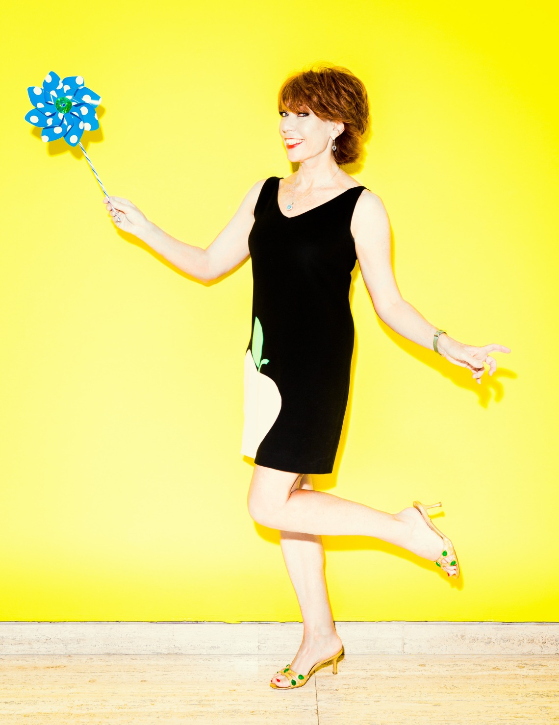 Kathy Lette for The National Treasures Series. Photographer Graham Jepson. Zoë Porter
