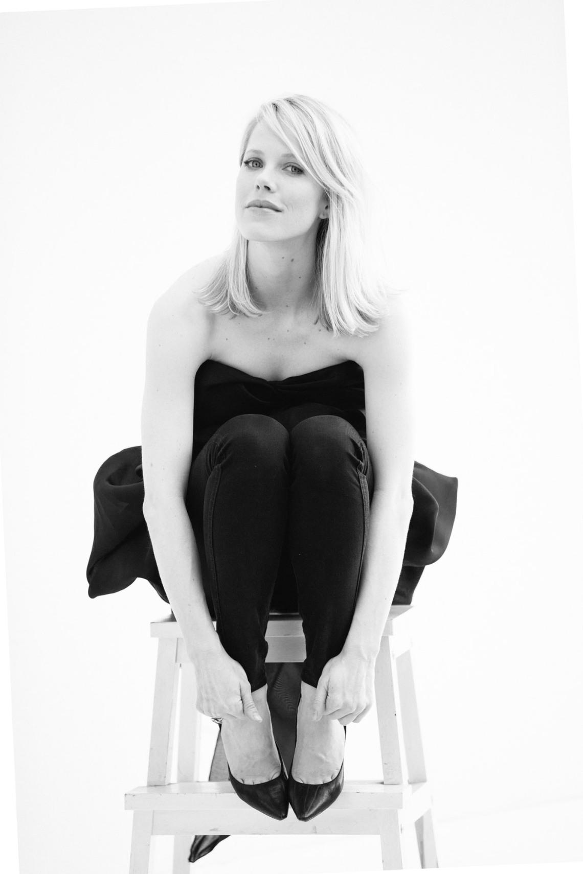 Alyssa McClelland for The National Treasures Series : Zoë Porter