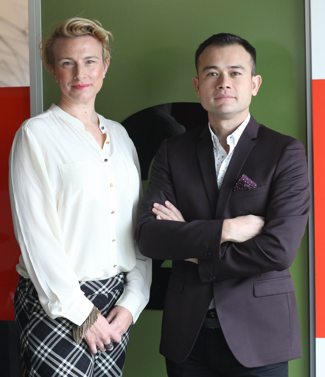 Georgia Hawkins and Brendan Wong. Interior Design