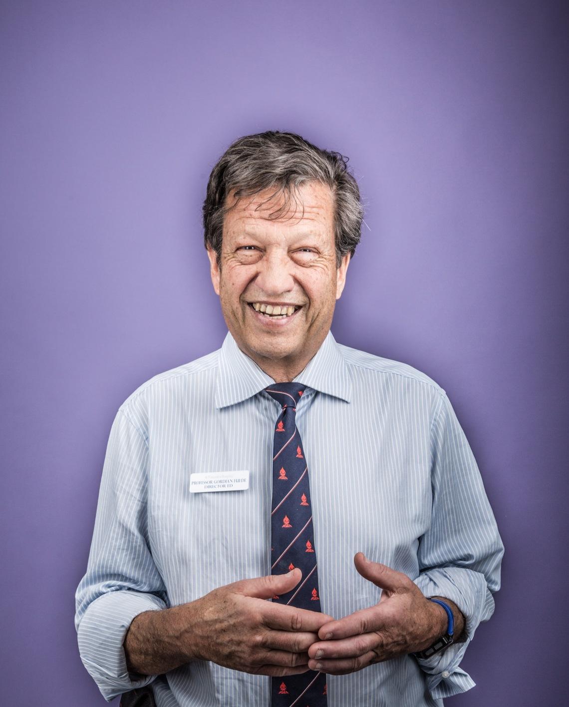 Professor Gordian Fulde