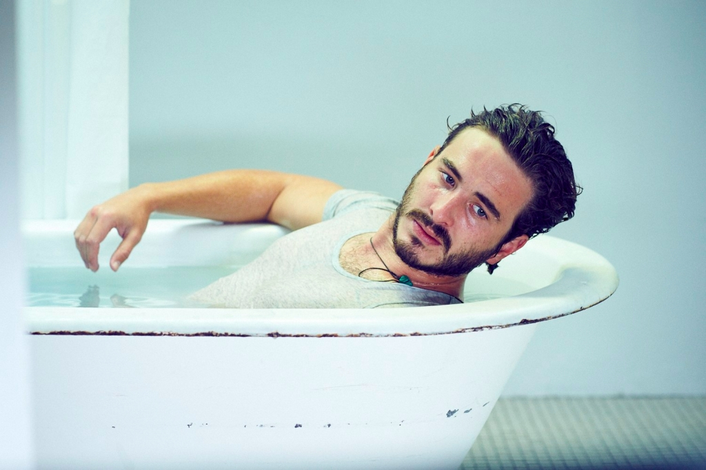 Ryan Corr. Film Still - Supernaturally for The National Treasures Clip'D Series