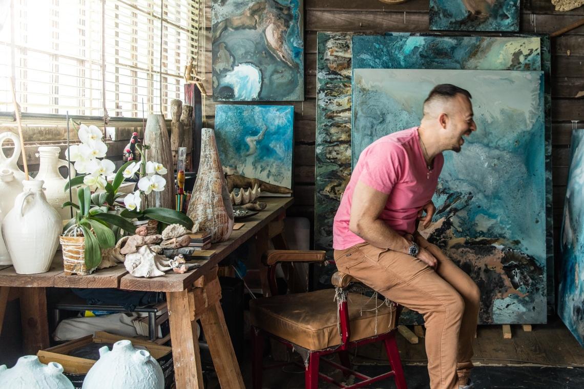 Eduardo Santos - Artist