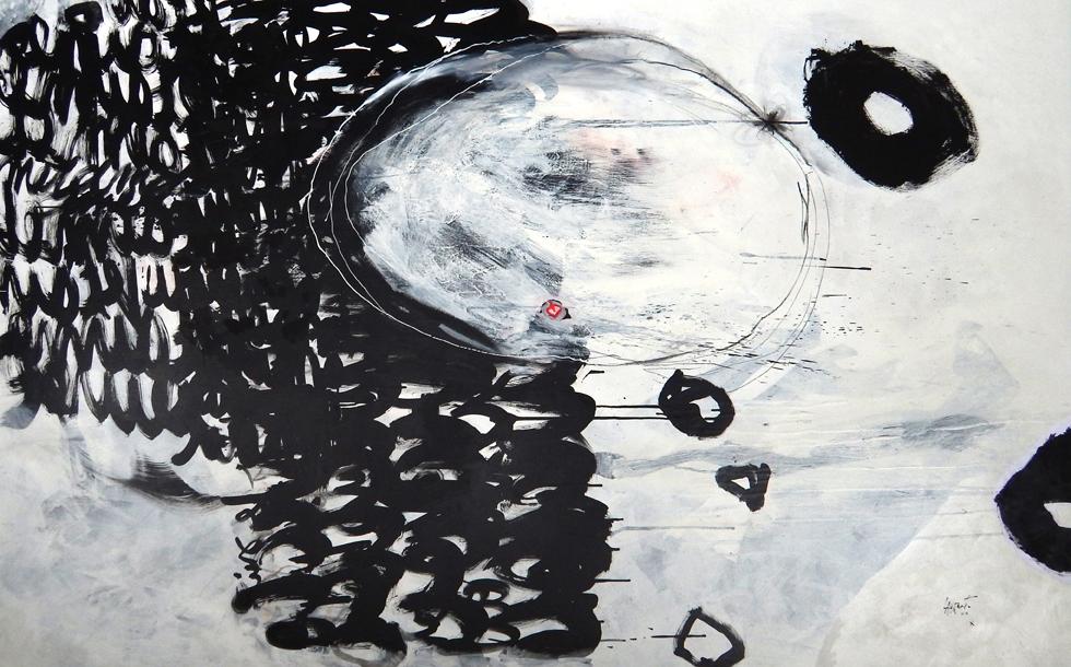 Artist Titane Laurent Interviewed for The National Treasures Series by Zoë Porter
