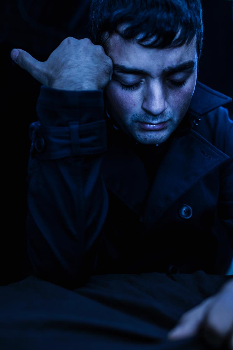Rahel Romahn for The National Treasures Series. Photographer Alina Gozin'a