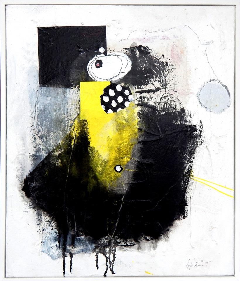 Artist Titane Laurent.